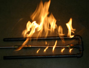 Fireplace Burner