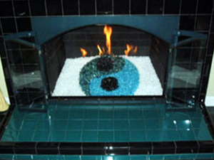 fun fireplace designs